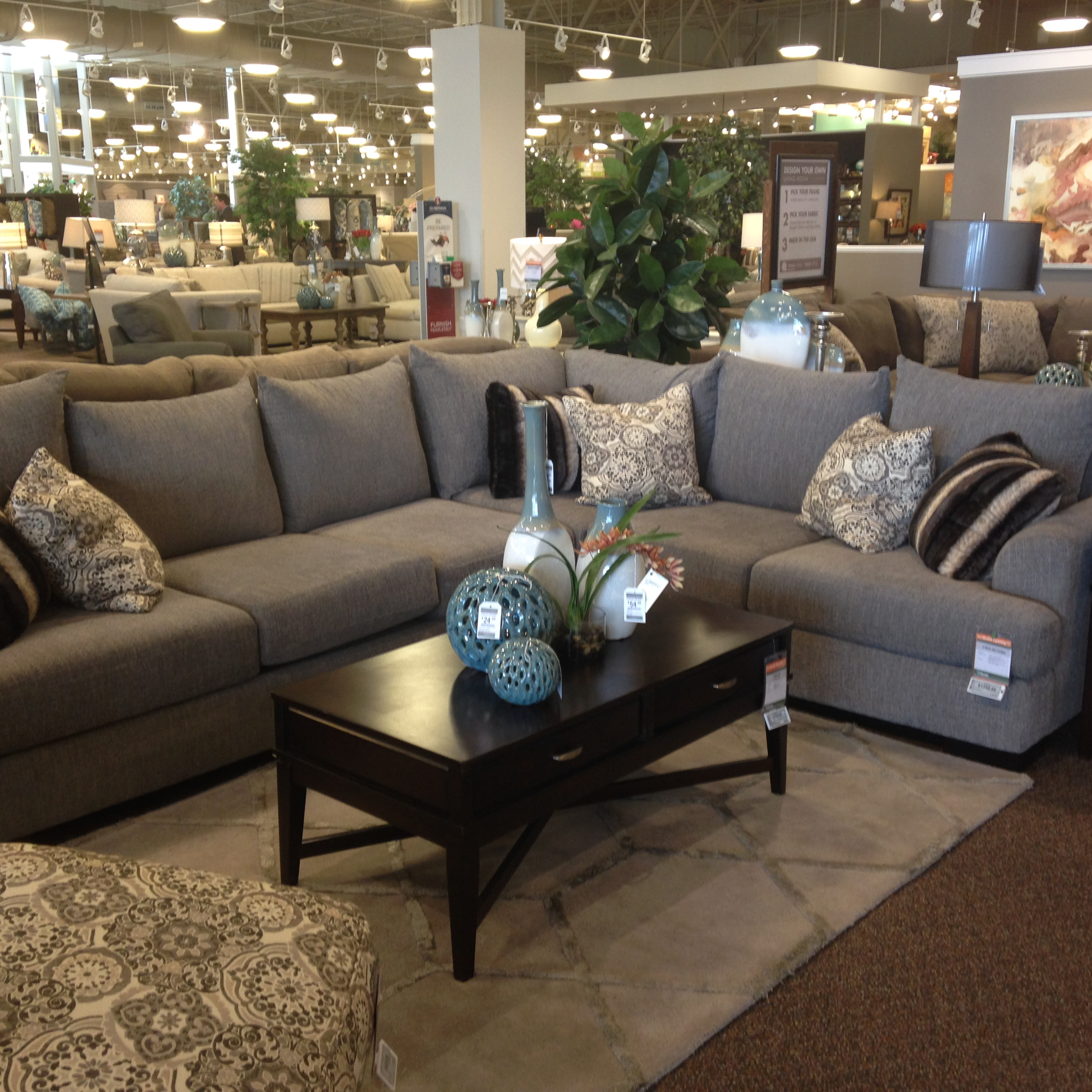 The Furniture Is Organized Like Many Other Furniture Stores U2013 By  Departments Which Include: Bedroom Furniture, Youth U0026 Baby Bedroom (oh My  Gosh, ...